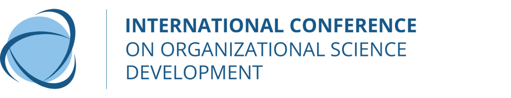 39th International Conference on Organizational Science Development